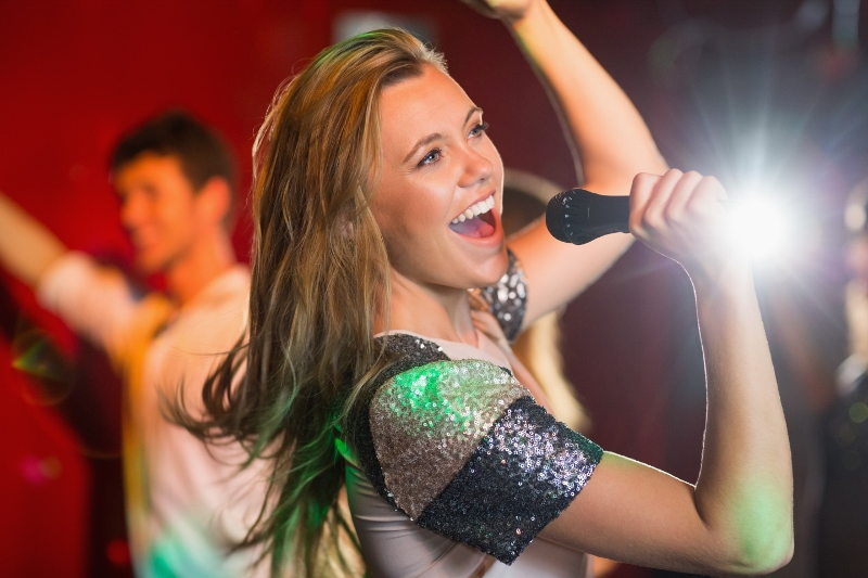 Party karaoke party planners