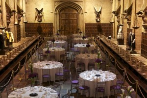 Dinner in the Great Hall - Harry Potter shared party